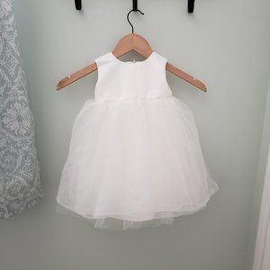 Davids Bridal baptismal/flower girl dress